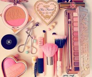 clothes, makeup, and dress image