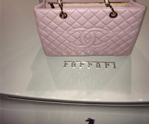 chanel, ferrari, and luxury image