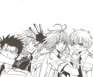anime, clamp, and sakura image