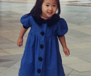 krystal, f(x), and baby image