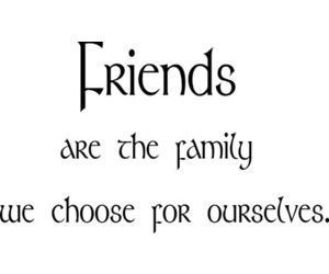 friends and family image