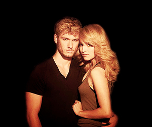 alex pettyfer, celebrities, and dianna agron image