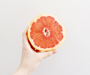 fruit, grapefruit, and orange image