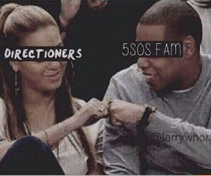 5sos, directioners, and one direction image