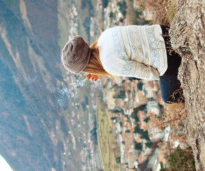 adventure, girl, and hipster image