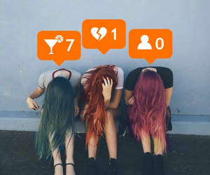 bff, soft grunge, and friends image