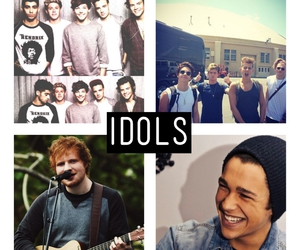 idols, 1d, and directioners image
