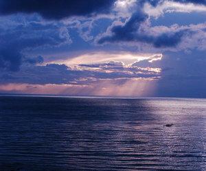 blue, magic, and paradise image