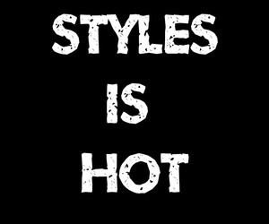 Harry Styles, Hot, and one direction image