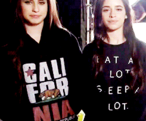 camren, gif, and 5h image