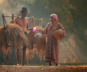 beautiful, indonesia, and family image