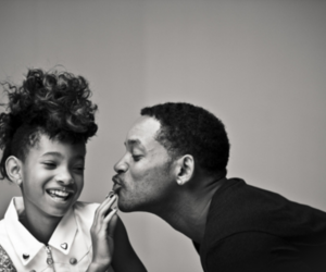 will smith, willow smith, and smith image