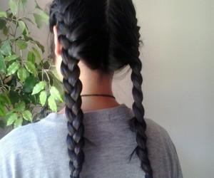 braids, cool, and fashion image