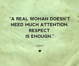 woman and respect woman image