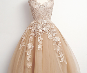 dress and lace image