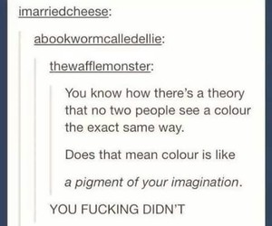 color, colour, and funny image
