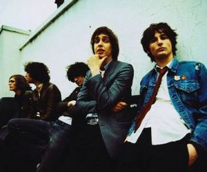 the strokes, fabrizio moretti, and julian casablancas image