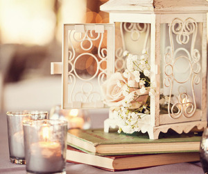vintage, cute, and candle image