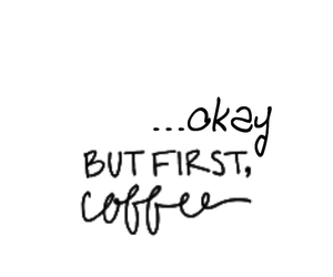 coffee, monday, and first image