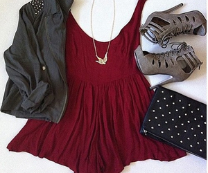 accessory, casual, and dress image