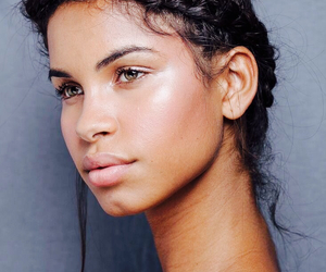 braid, hairstyle, and pretty image