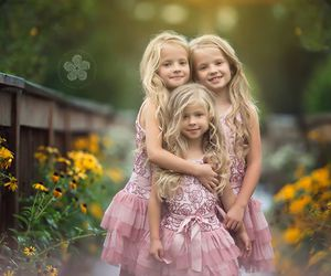 sisters and cute image