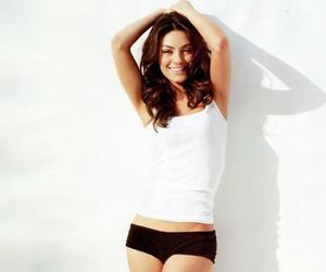 Mila Kunis, mila, and pretty image