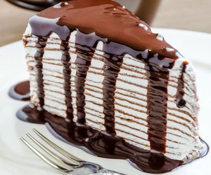 sweet, cake, and food image