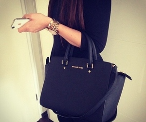 bags, beautiful, and clothes image