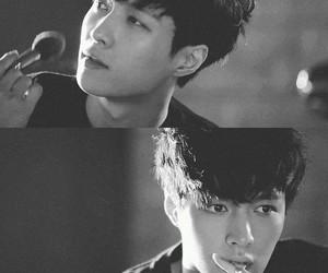 exo, exo-m, and yixing image