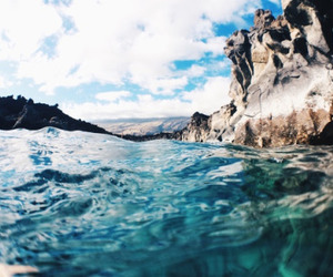 beautiful, grunge, and ocean image