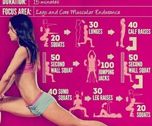exercise fit healthy image