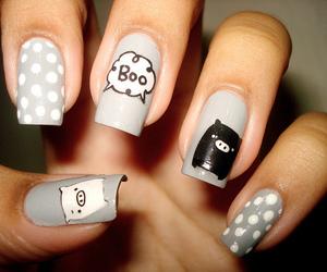 nails and boo image