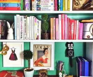 book, vintage, and vogue image