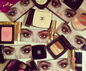 cosmetics, makeup, and hudabeauty image