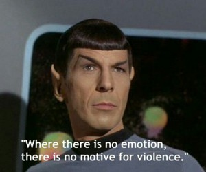 leonard nimoy, quote, and spock image