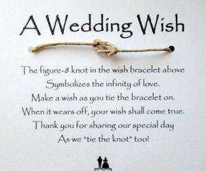wedding and wish image