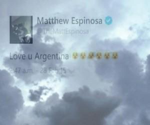 Matthew, magcon, and matt espinosa image