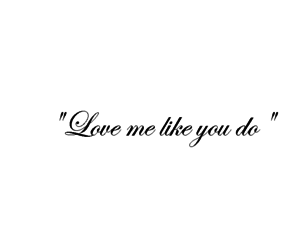 love me like you do, Ellie Goulding, and 50 shades of grey image