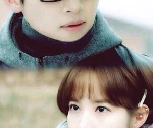 couple, healer, and park min young image