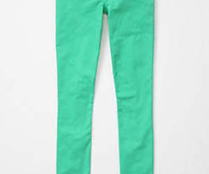 Anthropologie, skinny, and turquoise image