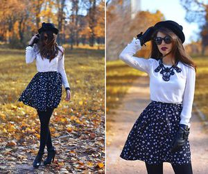 boots, class, and fall fashion image