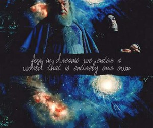Dream, harry potter, and quote image