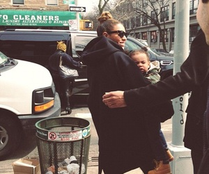 beyoncé, blue ivy, and baby image