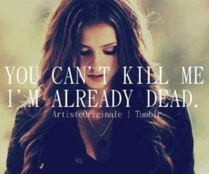 dead, kill, and quotes image
