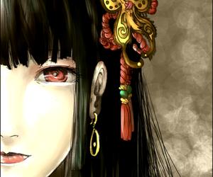 xxxholic and yuuko image