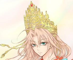 anime and akatsuki no yona image