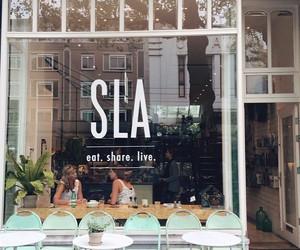 slå, cafe, and eat image
