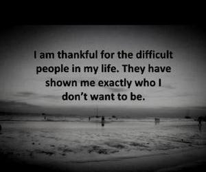 quote, life, and thankful image