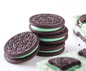 mint and oreos image